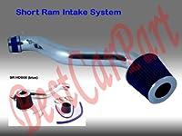 9293949596ホンダプレリュードS SI SEクーペShort Ram Intakeブルー(含まエアフィルタ) # sr-hd008b