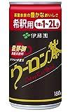 ★【さらにクーポンで50%OFF】伊藤園 ウーロン茶 希釈用 (缶) 180g ×30本が特価!