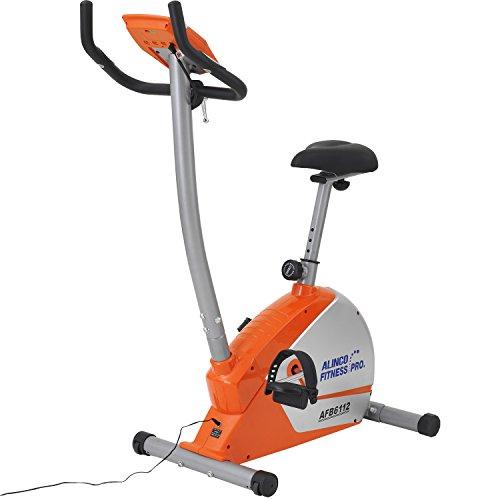 プログラムバイク6112 オレンジ 健康器具