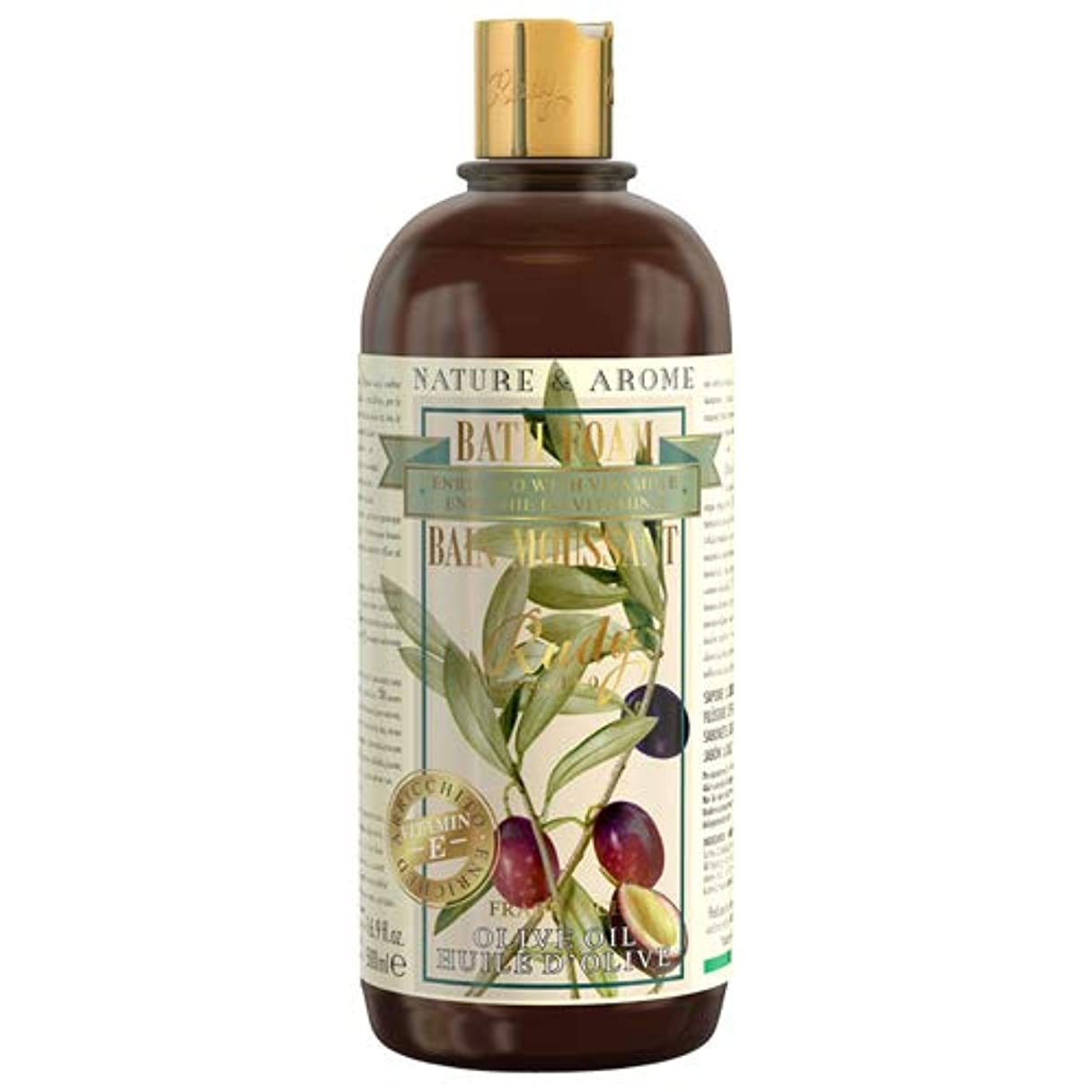 RUDY Nature&Arome Apothecary ネイチャーアロマ アポセカリー Bath & Shower Gel バス&シャワージェル Olive Oil オリーブオイル