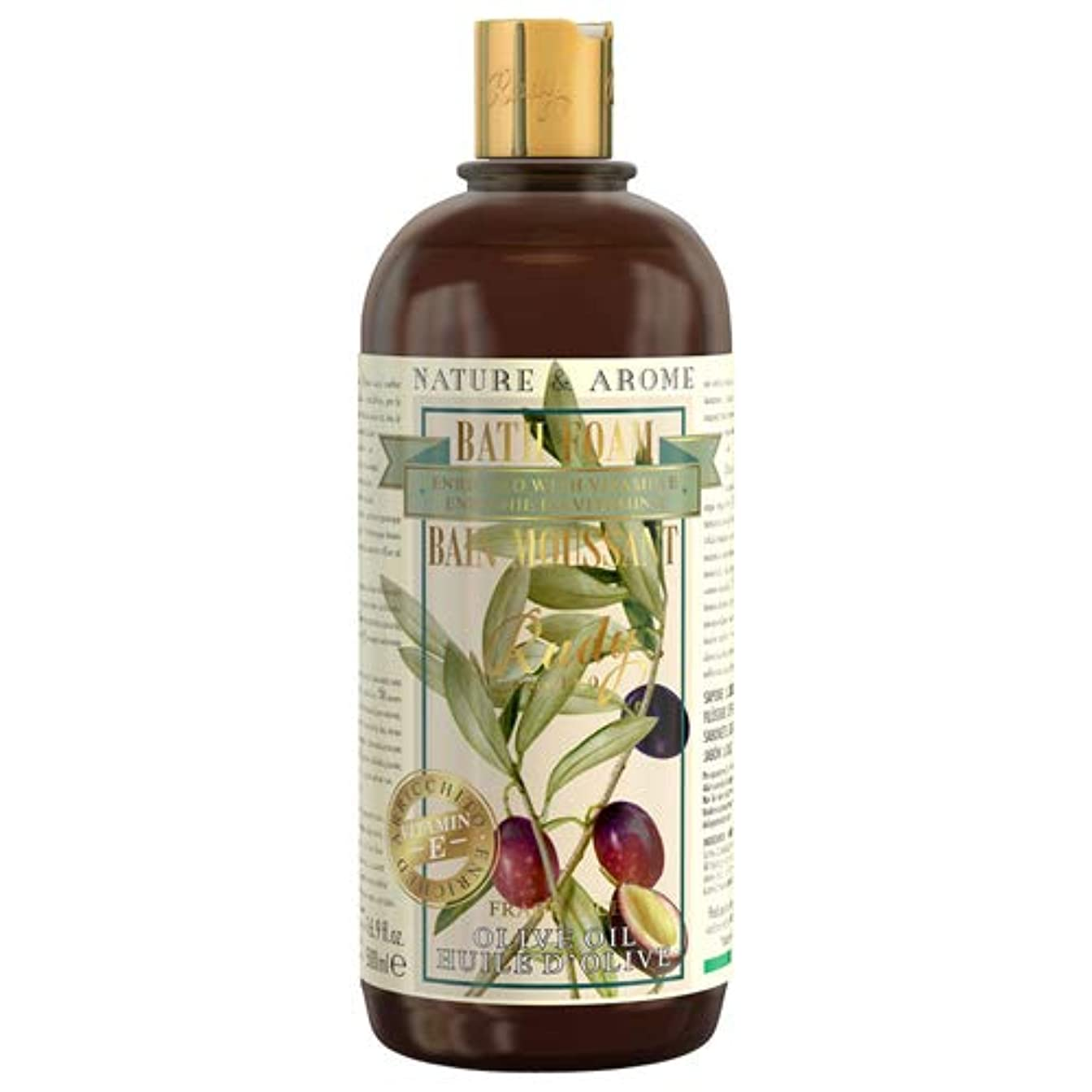 三角安定した解釈するルディ(Rudy) RUDY Nature&Arome Apothecary ネイチャーアロマ アポセカリー Bath & Shower Gel バス&シャワージェル Olive Oil オリーブオイル