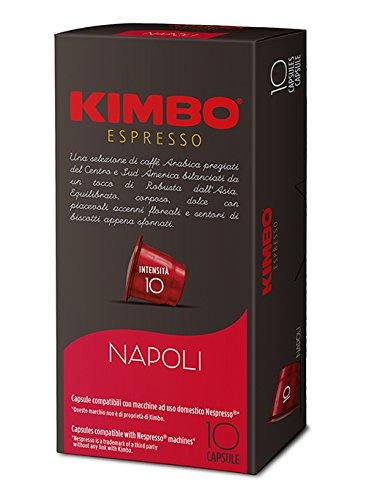 キンボ カプセルコーヒー ナポリ (5.7gx10p) 57g