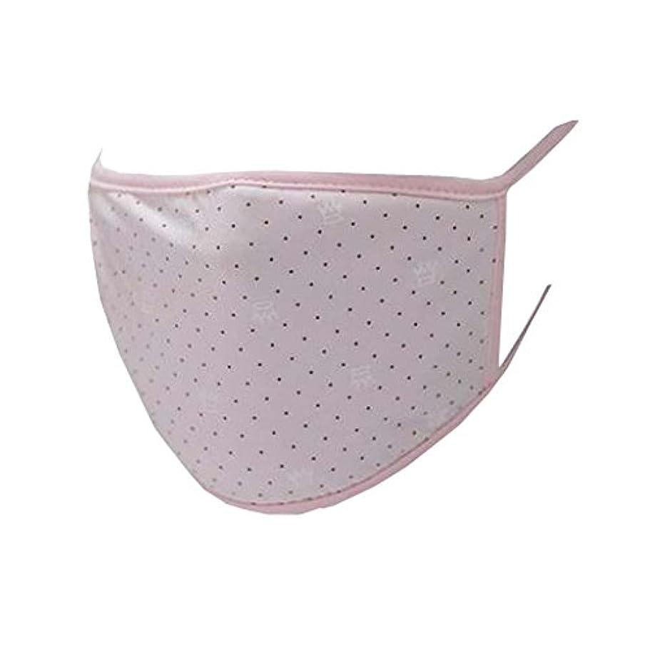みがきますネイティブ神秘口マスク、再使用可能フィルター - 埃、花粉、アレルゲン、抗UV、およびインフルエンザ菌 - A