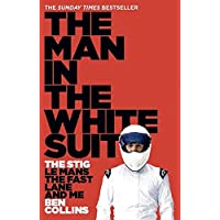 The Man in the White Suit: The Stig, Le Mans, The Fast Lane…