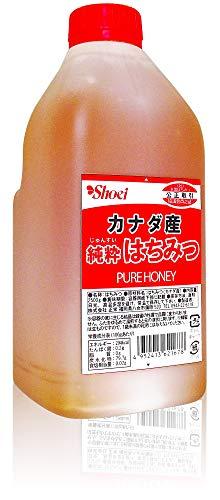 正栄 業務用 純粋蜂蜜 (カナダ産)2500g(ポリ)