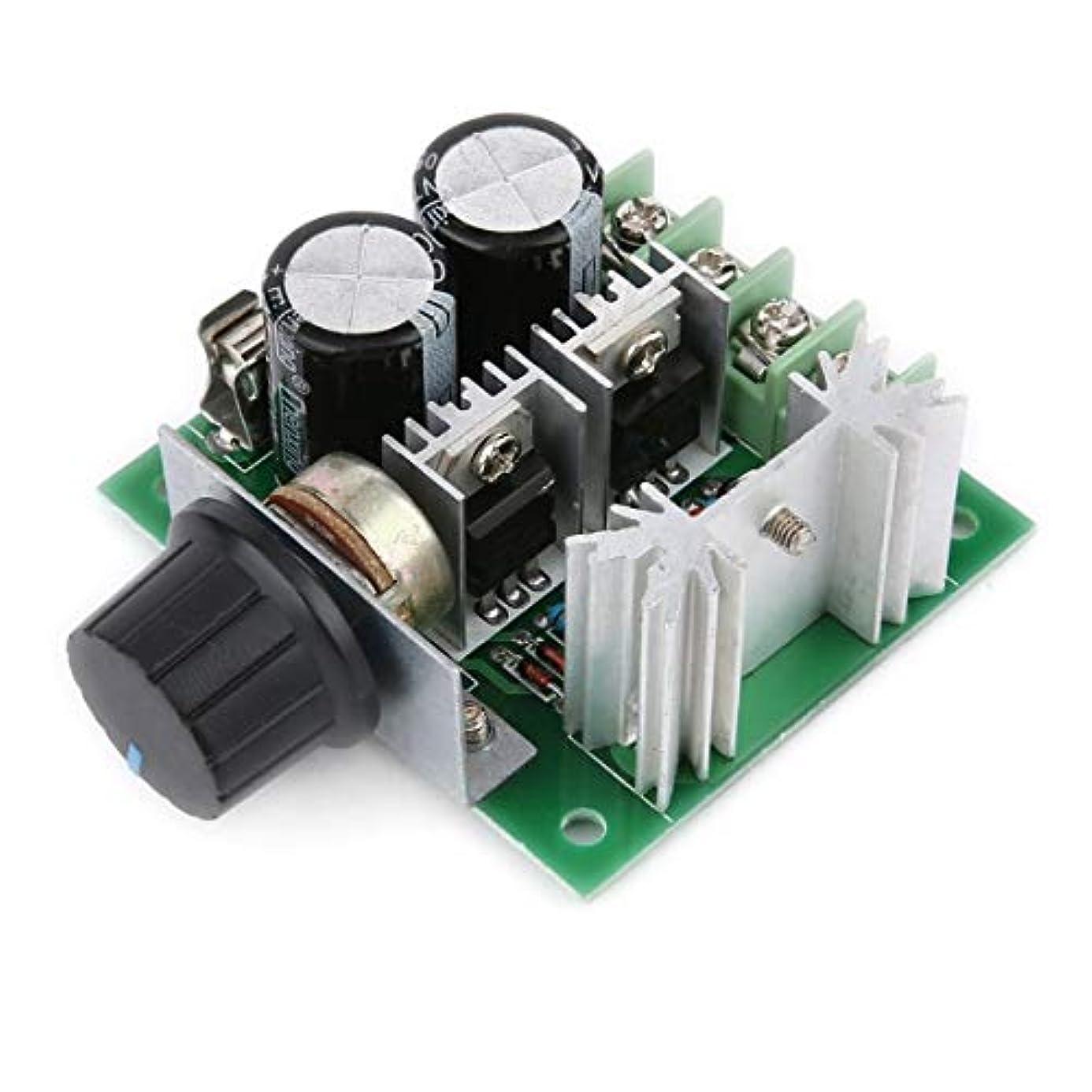 誕生不道徳悪夢Tivollyff ユニバーサル12V-40V 10A 13khzパルス幅変調PWM DCモータースピードレギュレータコントローラスイッチブラック