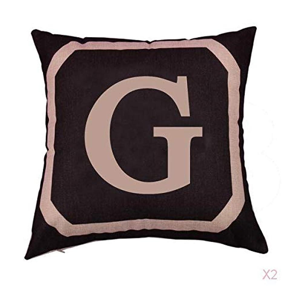 高齢者ジョージスティーブンソンできる正方形の綿のリネンスローピローケース腰クッションカバーベッドソファインテリアグラム