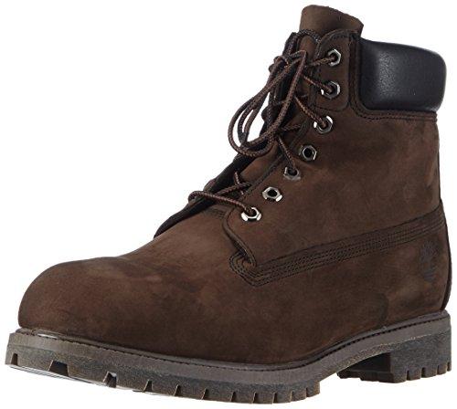 """[ティンバーランド] 6"""" Premium Boot メンズ ダークチョコレート US 9.5(27.5 cm) [並行輸入品]"""