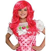 Morris CostumesStrawberry Shortcake Costume Wig Child おもちゃ[並行輸入品]