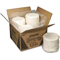 Crayola ® air-dry Clayクレイ、モデリング、25 lb、We t09712 ( Pack of 2 )