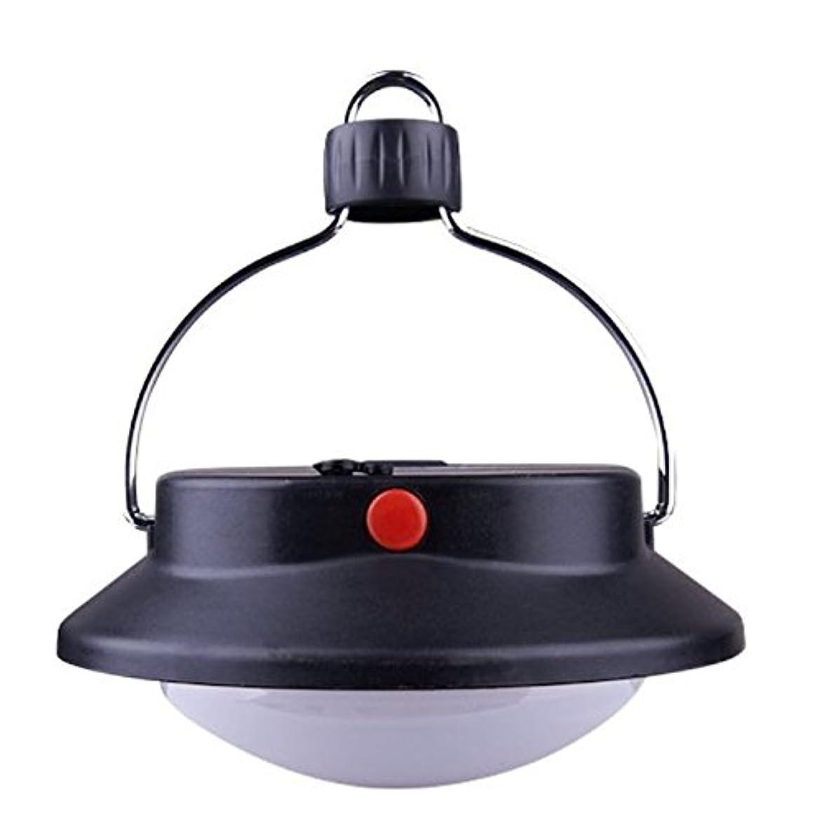 低下苦難スリットノーブランド吊下げ防水LED ランタン 60 LEDライト テントライトキャンプ(クールホワイト)