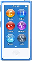 Apple iPod nano 16GB 第7世代 2015年モデル ブルー MKN02J/A
