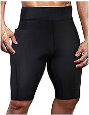 Chilbrisad サウナスーツ レディース ダイエットズボン ダイエットウェア スポーツウェア 発汗 保温 脂肪燃焼 サウナ効果 フィットネス ウェア エクササイズ ランニング レディース 運動用 減量用 太もも痩せ