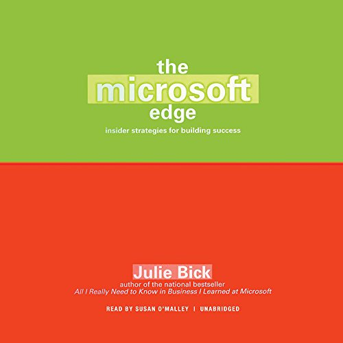 The Microsoft Edge: Insider Strategies for Building Success: Library Edition