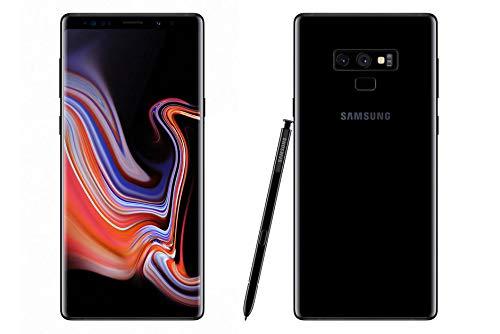 SAMSUNG Galaxy Note 9 / SM-N960N / 128GB /ギャラクシー スマートフォン/SIMフリー [並行輸入品] (Midnight Black)