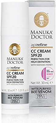 Manuka Doctor Apirefine Cc Cream With Spf20, 54 mL