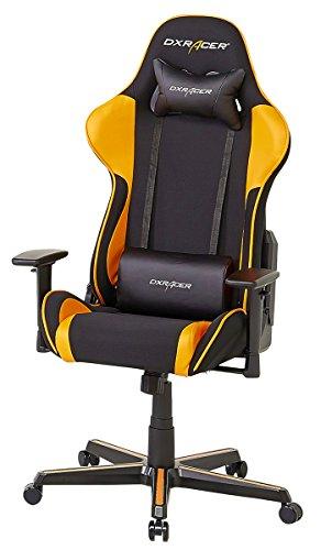DXRACER ゲーミングチェア DX-11OR オレンジ フォーミュラシリーズ