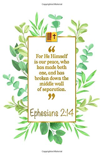 For He Himself Is Our Peace, W...