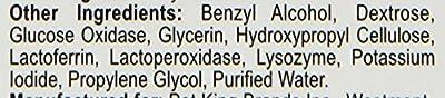 Zymox Enzymatic Ear Solution with 0.5-Percent Hydrocortisone for Dog & Cat 1.25 oz