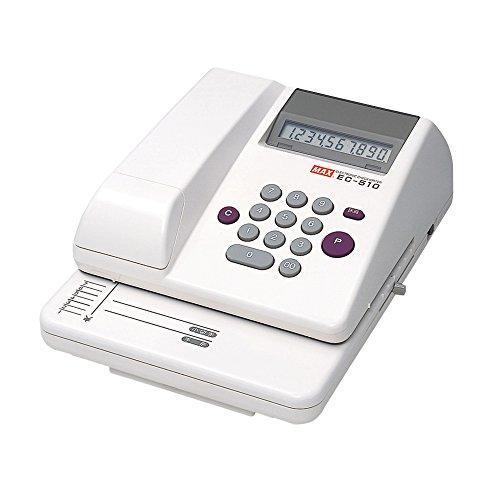電子チェックライター 10桁 EC-510