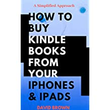 How To Buy Kindle Books From Your Iphones And Ipads