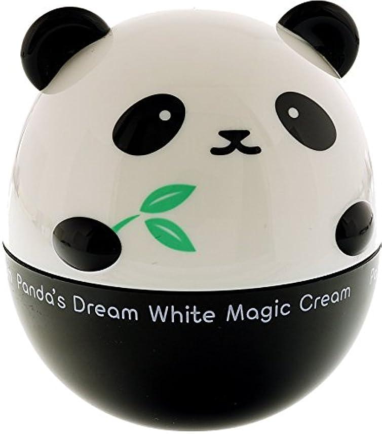 歴史的彫刻ぜいたくTONYMOLY Panda's Dream White Magic Cream (並行輸入品)