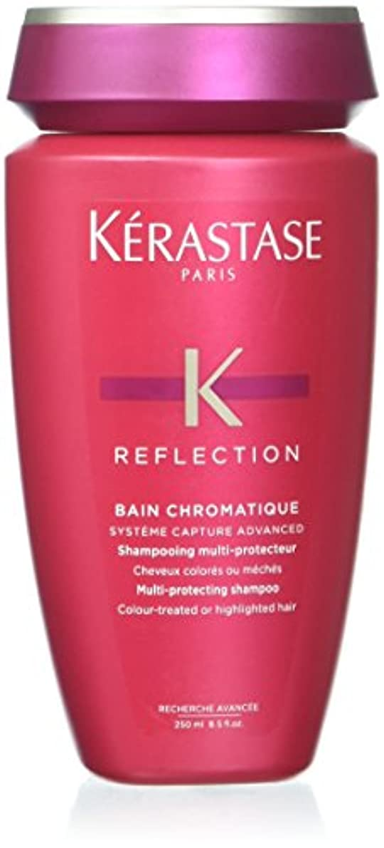 限界妥協中にケラスターゼ Reflection Bain Chromatique Multi-Protecting Shampoo (Colour-Treated or Highlighted Hair) 250ml