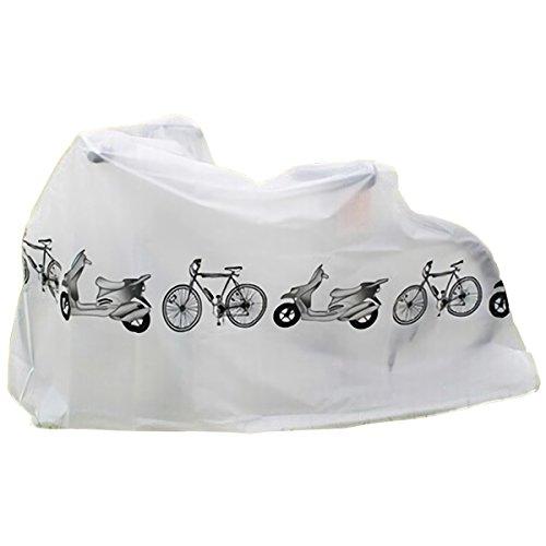 MIRACLE 防水 特大サイズ 自転車 バイク カバー 防...