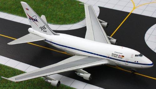 1: 400 ジェミニジェット NASA ボーイング 747SP (並行輸入)