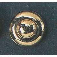 伊勢 - 宮忠 - 唄金具 真鍮本金鍍金並 1寸5分