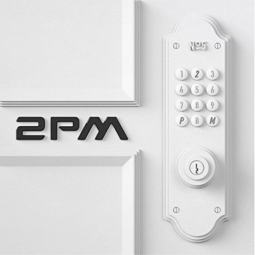 2PM 正規5集 №5 (DAY Ver 白)(CD+フォトブック)(韓国盤)(デラックス特典)(ワンオンワン店限定)