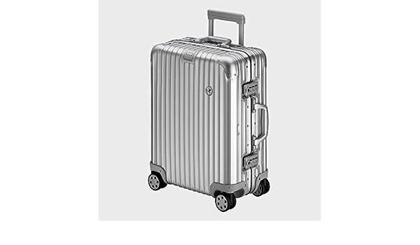 a00e3ca4f8 Amazon | 【RIMOWA×Lufthansa】(リモワ×ルフトハンザ航空) スーツケース トパーズ 45L TSAロック シルバー  [並行輸入品] | RIMOWA(リモワ) | スーツケース