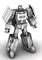 MoonStudio ロボット 雪の戦士 MS-001