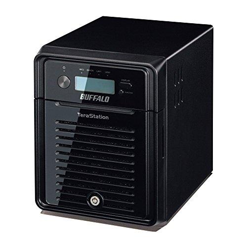 バッファロー  テラステーション 管理者 RAID機能搭載 4ドライブNAS 12TB TS3400DN1204