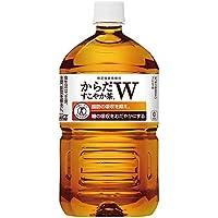[トクホ] コカ・コーラ からだすこやか茶W 1.05LPET×12本
