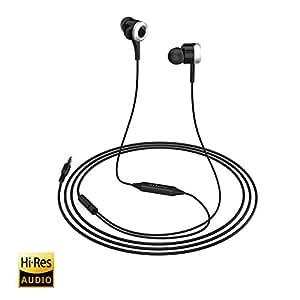 dodocool Hi-Res イヤホン ハイレゾ対応 ステレオヘッドホン 高音質 高遮音性 3.5mmカナル型  iPhone 6 / 6s / Samsung S6 / S5 / Note 4 / Blackberry / Nexus / PC andほか3.5mmの設備に対応
