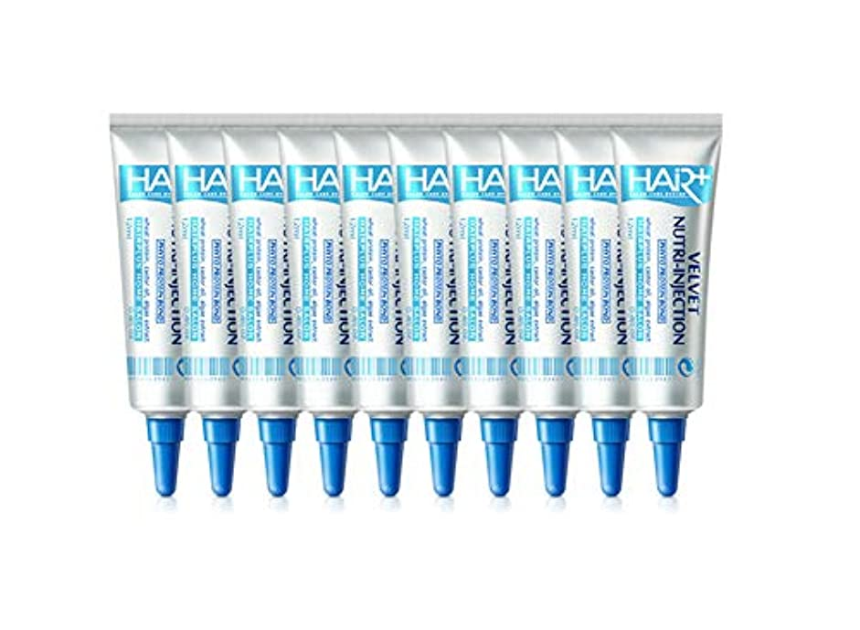 啓示連帯増幅器ヘアプラスHairplus韓国コスメヘアタンパク質アンプルヘアケアトリートメント12ml 10個 海外直送品Protein Treatment [並行輸入品]
