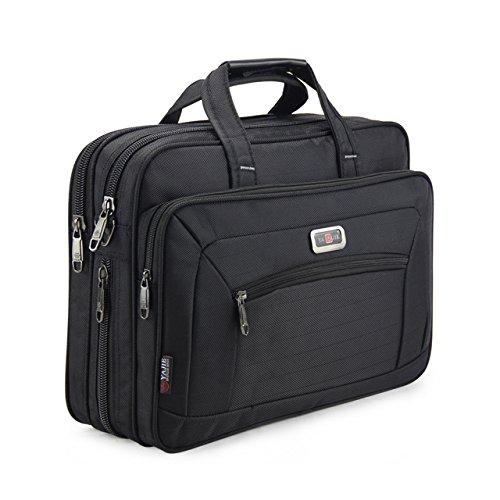 [D-SACK] 2way メンズ ビジネス バッグ PC ノート パソコン ナイロン かばん 肩掛け A4 サイズ 15 インチ ショルダー 通勤 書類 鞄 手提げ