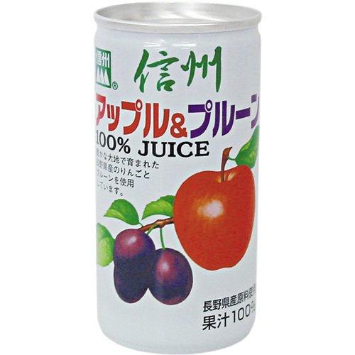 信州アップル&プルーン 190g×30本
