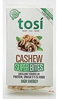 Tosi Superbites, Cashew, 12 Count, 2.6 Ounce