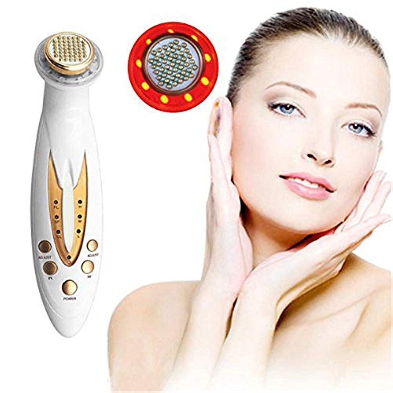 LED RF無線周波数の顔の持ち上がる皮、しわの取り外しのスキンケア機械、顔のエレクトロポレーションのマッサージャーの美装置をきつく締める