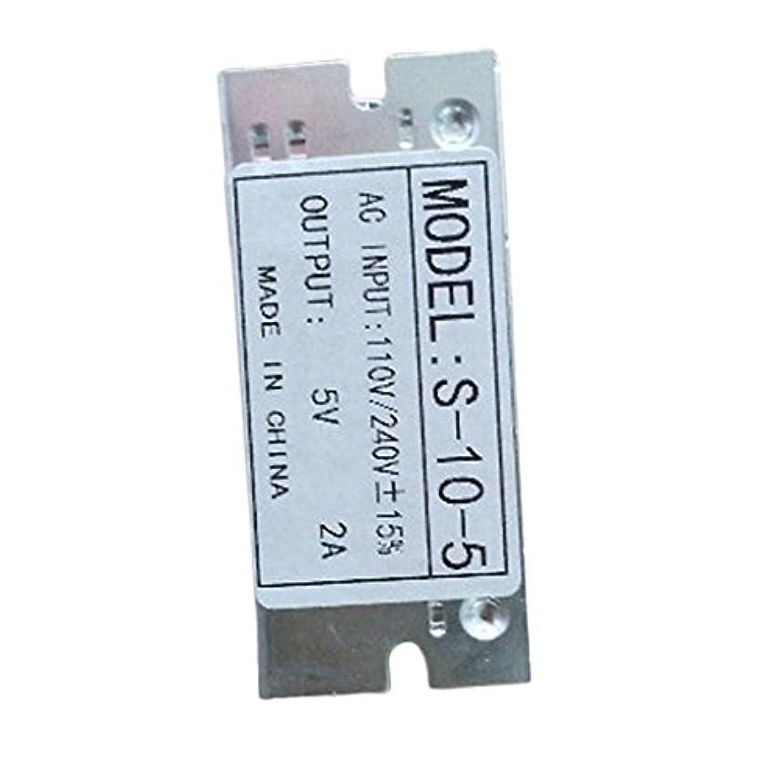 静める探偵キノコHommy AC 110-240VがDC 5Vに切り替え 電源コンバータ S-A10-05