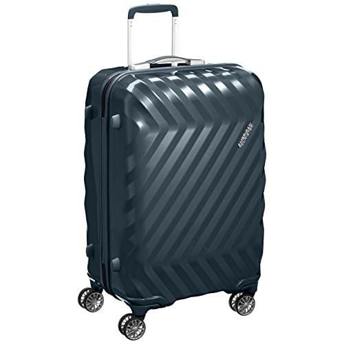 [アメリカンツーリスター] AmericanTourister スーツケース ZAVIS ゼイビス スピナー67 65L 3.5kg I25*51002 51 (グラファイト)