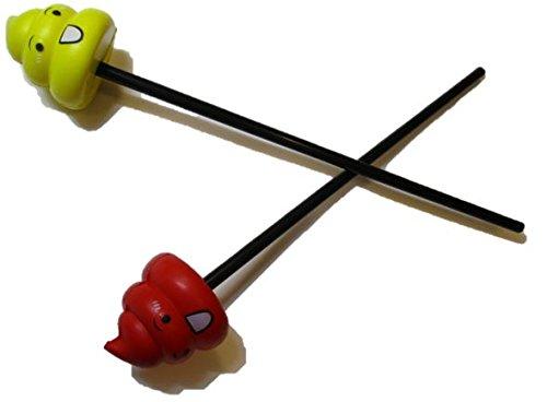STYLE 指し棒(ウンチ)赤、黄色2本セット