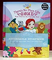 Hallmark Recordable Book KOB9053 Wizard of Oz There's No Place Like Home