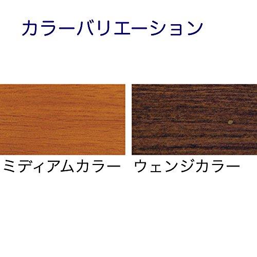 小島工芸 日本製 組立不要 健康仕様のFフォースター 中がしっかりつまった丈夫な棚板 飛散防止ガラス仕様 扉にカギ付き 高さ150.3cm 引戸タイプ 書棚 SP-80Lウェンジ [幅80.3cm 奥行40cm] 2151915