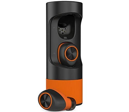 Motorolaモトローラ 防水ワイヤレスBluetoothイヤホン「バーブワンプラス」 VerveOnes+ Completely Wireless and Waterproof Smart Earbuds [並行輸入品]