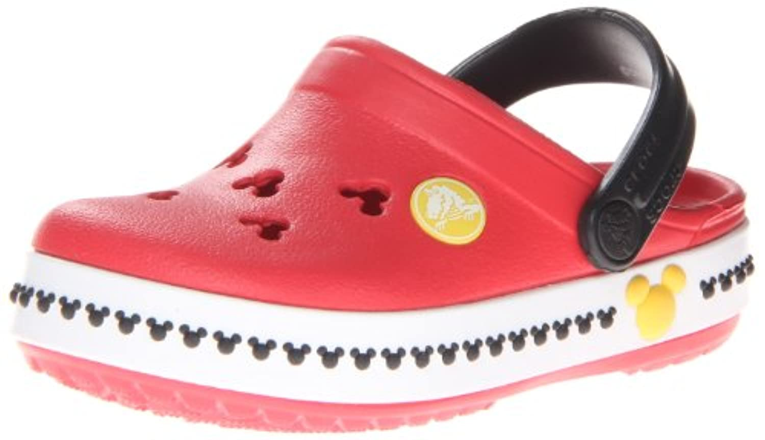 [クロックス] crocs サンダル Crocband Mickey Clog 3.0 Kids