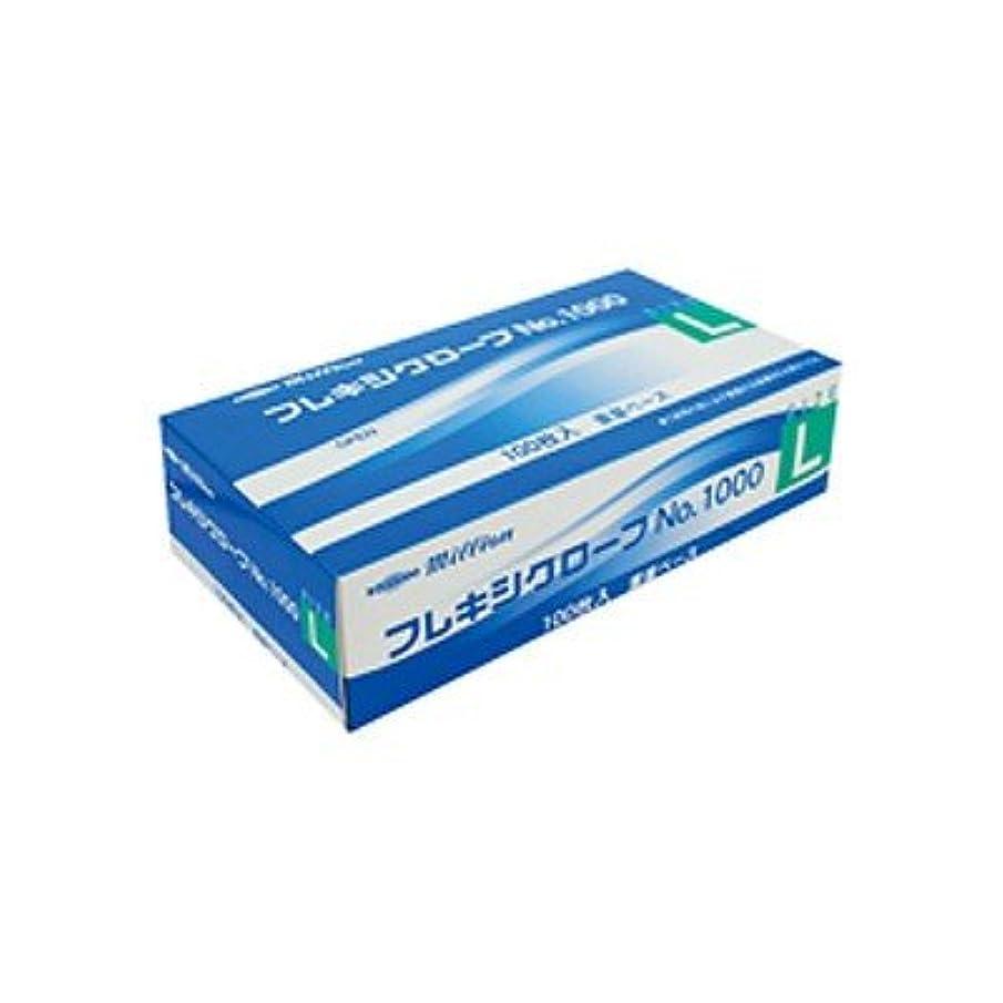 ボア筋成功するミリオン プラスチック手袋 粉付No.1000 L 品番:LH-1000-L 注文番号:62741538 メーカー:共和