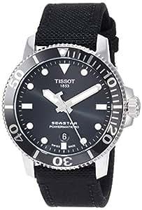[ティソ]TISSOT [ティソ]TISSOT 腕時計 シースター 1000 オートマティック T1204071705100 メンズ 【正規輸入品】